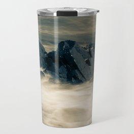 Rocks of Easdale, Argyll. Travel Mug