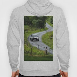 Car 84 Donegal International Rally 2018 Hoody