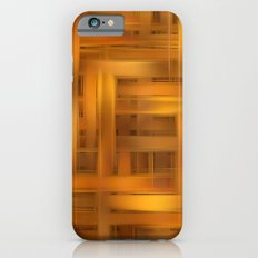 Digital wicker pattern Slim Case iPhone 6s