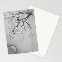Pencil Drawing Stationery Cards