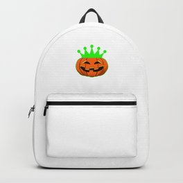 Halloween King Funny Halloween Horror Scary Backpack