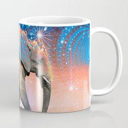 Elephant Drinking Soma Coffee Mug