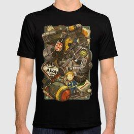Wasteland Cache T-shirt