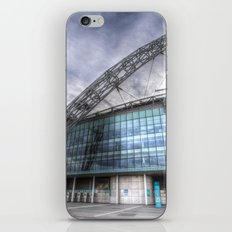 Wembley stadium London iPhone & iPod Skin