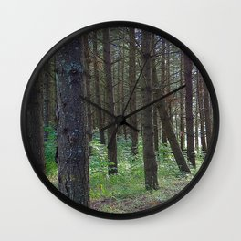 Sounds of Symmetry Wall Clock