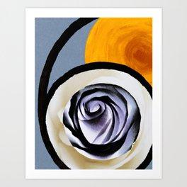 Pearl Six Art Print