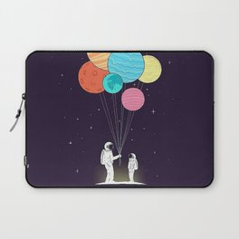 Space Gift Laptop Sleeve