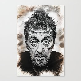 Al Pacino - Caricature Canvas Print
