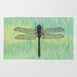 Dragonfly ~ The Summer Series Rug