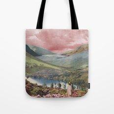 Highland Dusk Tote Bag