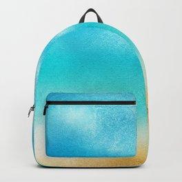 Tropical Sea #5 Backpack
