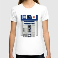 daenerys T-shirts featuring R2D2 by Smart Friend