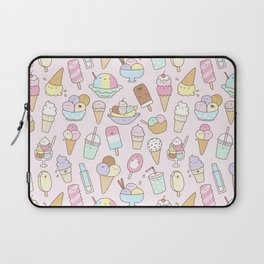 I love Ice Cream Laptop Sleeve