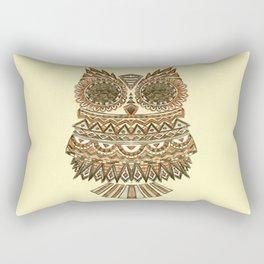 aztec owl  , aztec owl  games, Rectangular Pillow