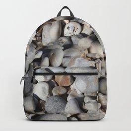 Gravel beach pebbles Backpack