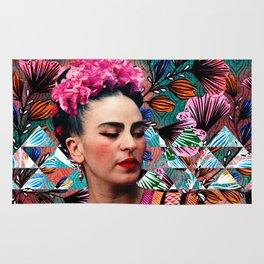 Flowery Frida Rug