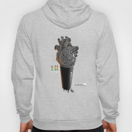 CRZN Dynamic Microphone - 003 Hoody