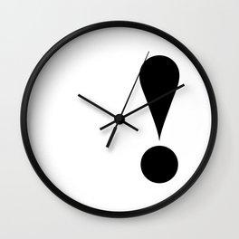 DEAL! Wall Clock