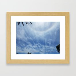 Ana Bora Framed Art Print