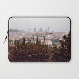 Citta Alta cityscape Laptop Sleeve