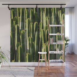 Prickly Day Wall Mural