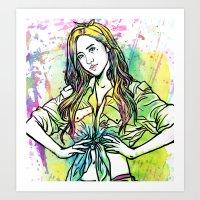 D9_3 Art Print