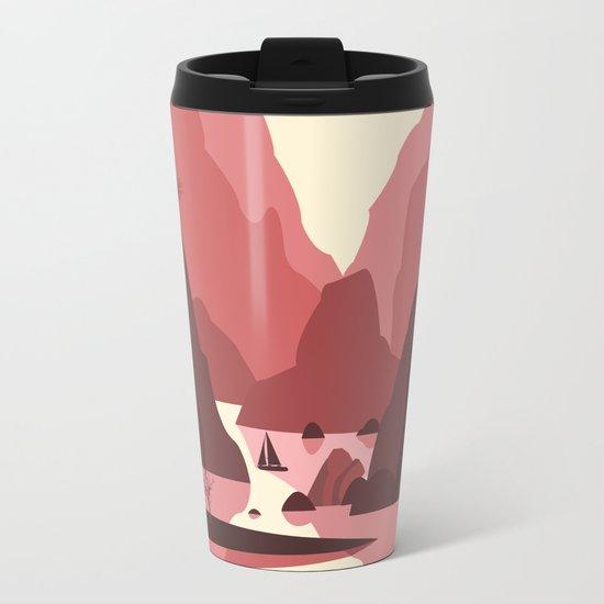 My Nature Collection No. 30 Metal Travel Mug