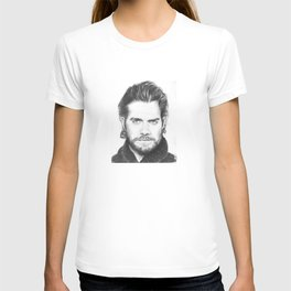 superman...  henry cavill. T-shirt