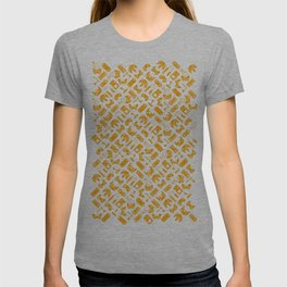 Control Your Game - Tradewinds Gold T-shirt