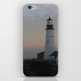 Maine Lighthouse II iPhone Skin