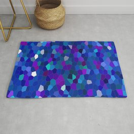 Geometrically mosaically speaking... Rug