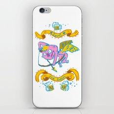 a drink my love ? iPhone & iPod Skin