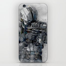 Dead Space 5 iPhone Skin