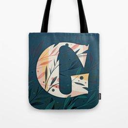 G Tote Bag