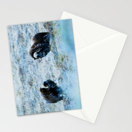 The North | Musk Oxen Stationery Cards