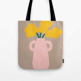 Patootie Vase Tote Bag