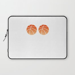 Basketball costume for women at carnival Laptop Sleeve