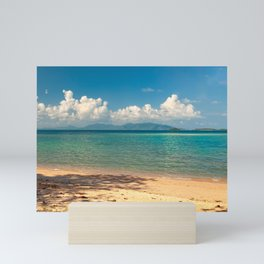 Ko Samui beach Thailand Mini Art Print
