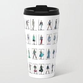 Fashion Rainbow Travel Mug