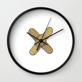 The X Letter Wall Clock