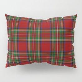 The Royal Stewart Tartan Pillow Sham