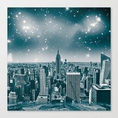 dreamcity2 Canvas Print
