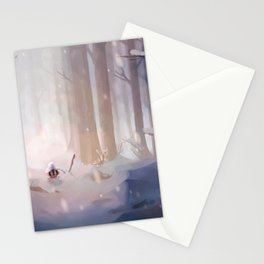 WANDER - Merry Winter Stationery Cards