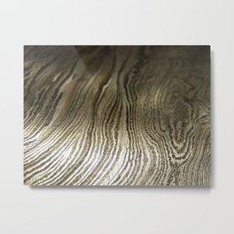 Damascus Steel Blade 2 Metal Print
