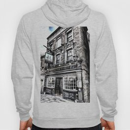 The Prospect Of Whitby Pub Art Hoody