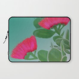 Hawaii Red Lehua Blossom Laptop Sleeve