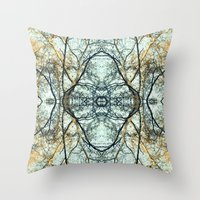 argentina Throw Pillows featuring Argentina by monasita