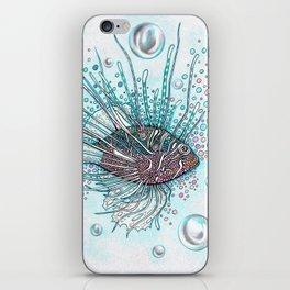 Pez Escorpión iPhone Skin