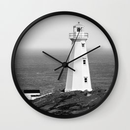 Cape Spear Lighthouse No.2 Wall Clock