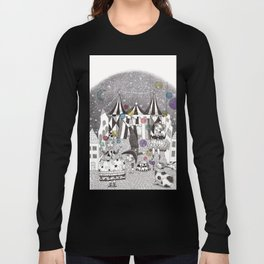 Night Carnival Long Sleeve T-shirt